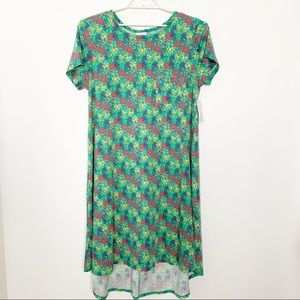 NWT LuLaRoe Carly Dress XL #2188